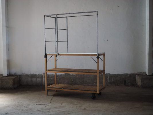 家具製作_モバイルカウンター