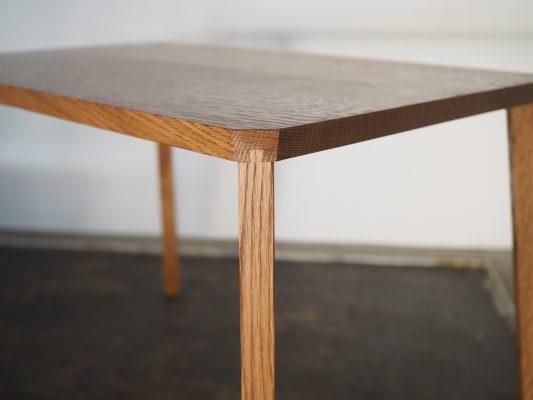 オリジナル家具_ローテーブル_ナラ材_01